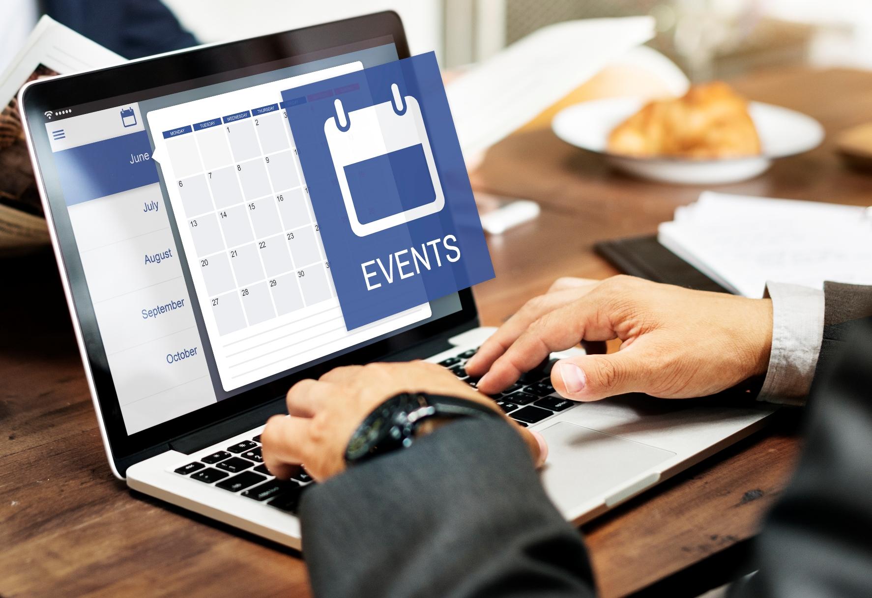 Kalender und Events